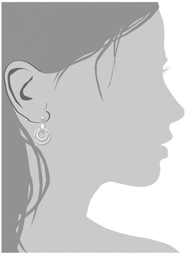 Amor A 2017165 925 Ayar Halka Kadın Küpe Renksiz